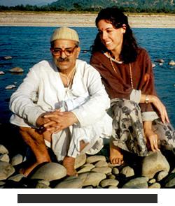 Dr. Pandit, Haridwar, India 1995